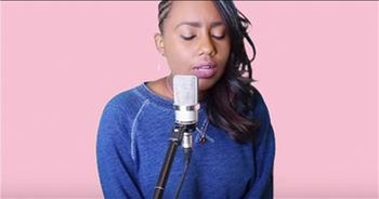 'O Come, All Ye Faithful' - Jamie Grace A Cappella Christmas Hymn