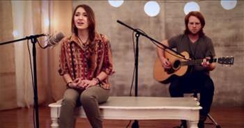 'In Christ Alone' - Lauren Daigle Acoustic Performance
