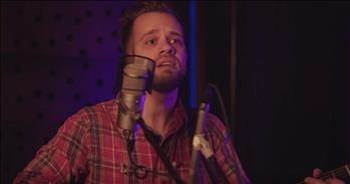 'Dream Small' - Josh Wilson Acoustic Performance