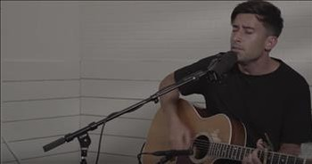 'How Great Is Your Love' - Phil Wickham Acoustic Performance