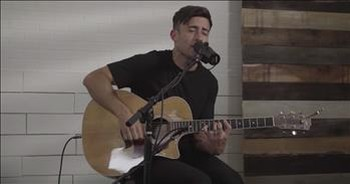 'Great Things' - Phil Wickham Acoustic Performance