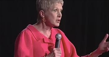 Jeanne Robertson Warns Not To Ask A Man To Clean The Carpet