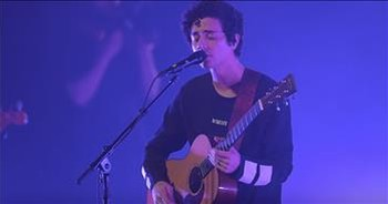 'Anointing' - Jesus Culture Live Performance