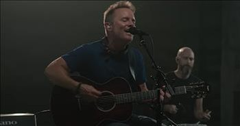'Nobody Loves Me Like You' - Chris Tomlin Acoustic Performance