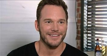Hollywood Actor Chris Pratt On Being 'Pro Jesus'