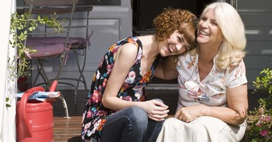 8. Pair single women with a woman from another generation.
