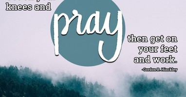 Prayers For Work - For Help in the Workplace and Finding a Job