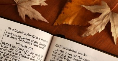 What the Bible Says about Giving Thanks (and Why It's Important to Believers)