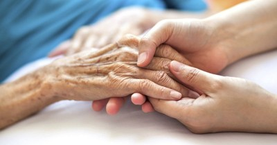 A Prayer of Mercy for Your Loved One with Dementia