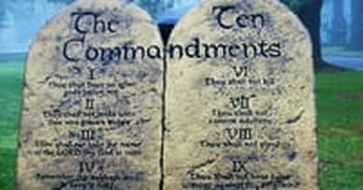 Texas Christians Riding on Horseback to Oklahoma City to Present Governor with Ten Commandments Monument