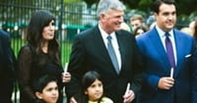 Pastor Saeed Accuses Franklin Graham of Exploiting His Situation
