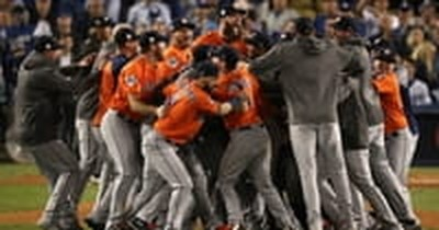 """Houston Astros Win World Series: Altuve Says, """"Best Success, Live Your Life for God"""""""