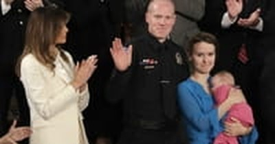 A Chance for Hope, Star of the State of the Union