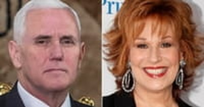Joy Behar vs. Mike Pence: A Different Approach to the Controversy