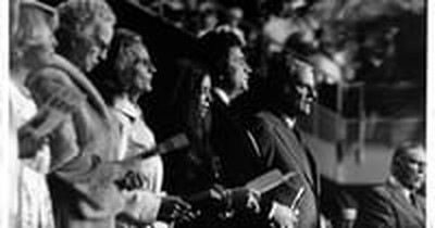 'Just As I Am' Was Billy Graham's Signature Hymn