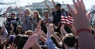 March for Our Lives Rallies Draw More Than Two Million People