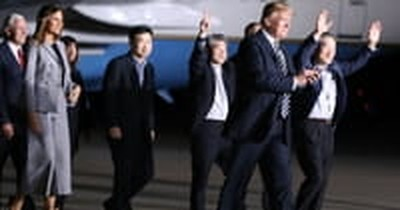 North Korea Releases Three American Christians from Prison