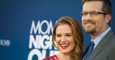 <em>Grey's Anatomy's</em> Sarah Drew Talks Hollywood Increasing Her Love of God
