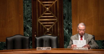 Senator Grassley Calls for Investigation into Kavanaugh Accuser and Her Attorney