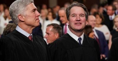 Supreme Court Justice Brett Kavanaugh Calls New Jersey Law 'Religious Discrimination'