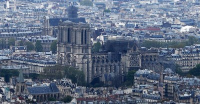 French Billionaires and Organizations Pledge $680 Million to Help Rebuild the Notre Dame Catherdral
