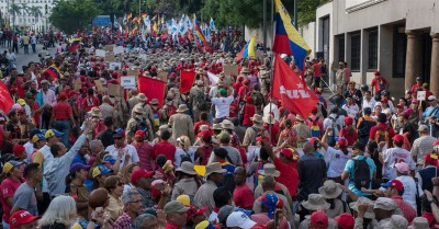 Four Dead as Chaos Reigns in Venezuela