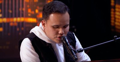 Blind and Autistic Performer Reminds Us that Every Life Is Sacred