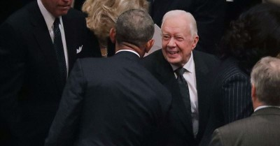 Jimmy Carter Back to Teaching Sunday School after Hip Surgery