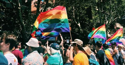 From 'Pride' Parades to Fourth of July Celebrations: An Illuminating Book Deciphers Our Culture