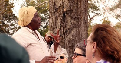 Angela, a First African, Tells Her Story in Jamestown, but Her Faith Is a Mystery