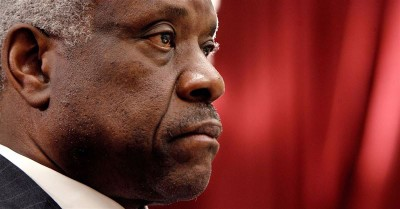 The Faith of Supreme Court Justice Clarence Thomas
