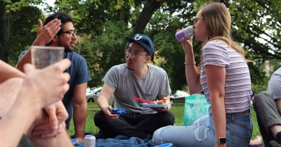Dinner Church Movement Sets the Table for Food, Faith and Friendships