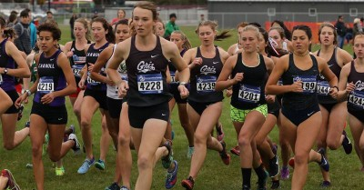 Biological Male Runner Named Conference's Female 'Athlete of the Week'