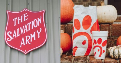 Salvation Army Releases Statement following Chick-fil-A's Decision to Halt Donations