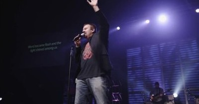 'Glorious Day (Living He Loved Me)' Casting Crowns Live