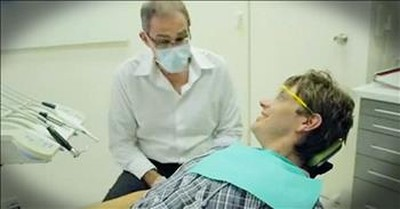 Dentist Says God Doesn't Exist. Just Wait For The Response!