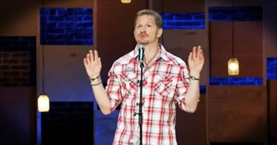 Tim Hawkins On Hand Raising At Church