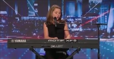 10-Year-Old Leaves Judges Speechless With 'House Of The Rising Sun'