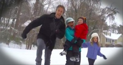 Funny Parents' Snow Day Song! How Do Parents Really Feel about the Day Off? LOL