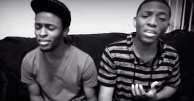 Talented Brothers ASTOUND With Kari Jobe Mega Hit