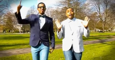Clap Along With This 'HAPPY' Christian Remix – You Can't Help But Smile!