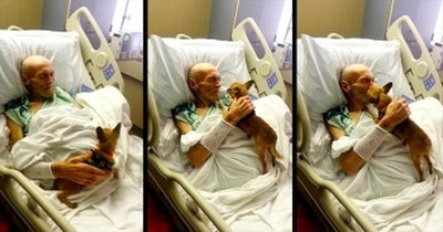 This Elderly Man Had 1 Last Wish. And The Sweet Reunion Left The Entire Room In TEARS!