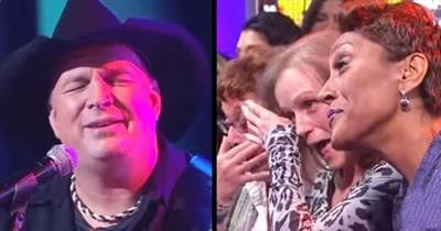 Garth Brooks' Emotional 'Mom' Song Brings The Tears