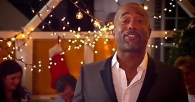 'What God Wants For Christmas' - Darius Rucker