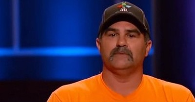 Farmer Takes His Dream To Shark Tank And The Sharks Are Crying