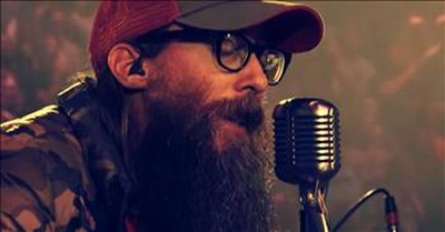 'How He Loves Us' – Crowder Performance Live From Passion