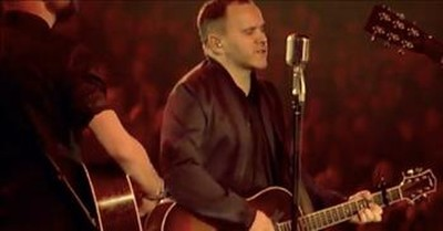'The Heart Of Worship' Live Performance From Matt Redman At Passion