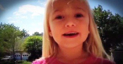 Adorable 5-Year-Old Explains The Real Meaning Of Easter
