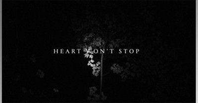 John Mark McMillan - Heart Won't Stop