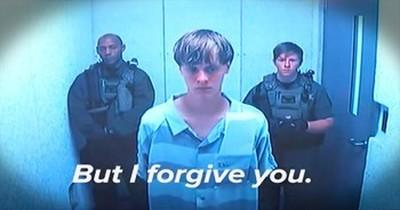 Families Of Charleston Church Victims Forgive Shooter
